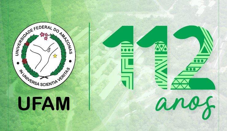 Ufam lança selo comemorativo alusivo aos 112 anos da Universidade